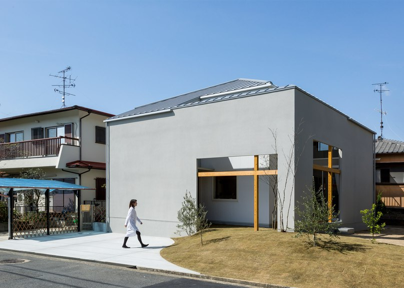 Uji House by Alts Design Office features