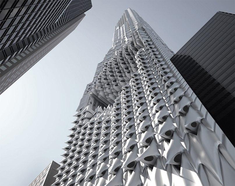 Членами жюри конкурса Skyscraper Competition 2015 года