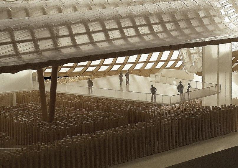 Блок 2 Павильон Китая  Тема: «Земля надежды»  Авторы проекта: Tsinghua