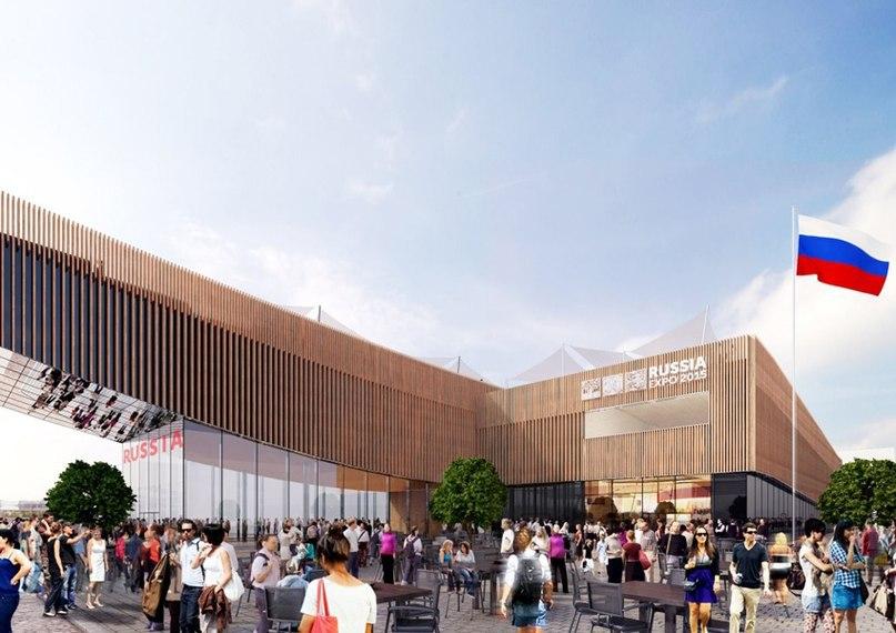 Ведущие архитекторы и дизайнеры разработали инновационные павильоны