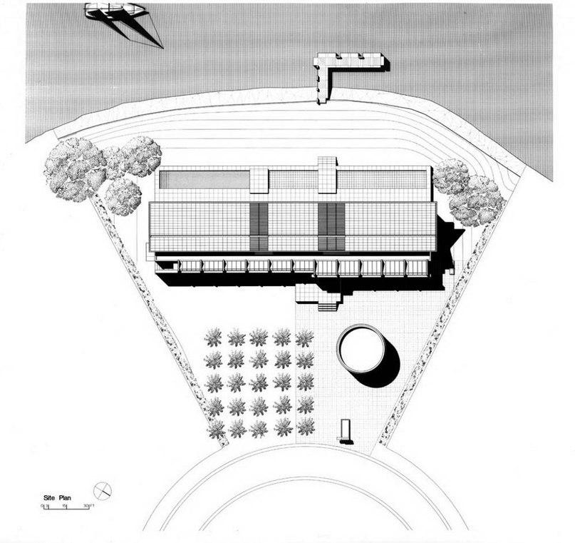 Часть 2. Дом Нойгебауер (Neugebauer House) в