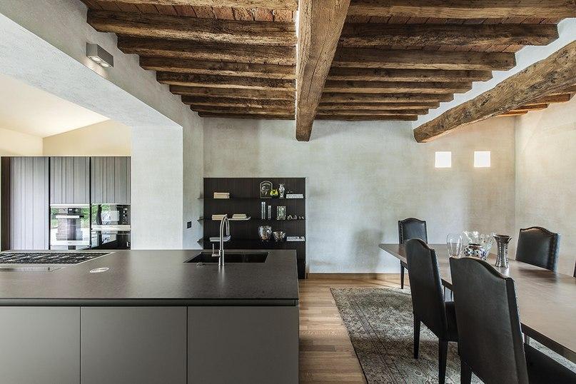 Часть 1. Восстановление исторического дома в Италии Исторический