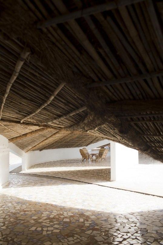Блок 2 архитектор: Тошико Мори проект: Культурный центр Thread где: Сенегал
