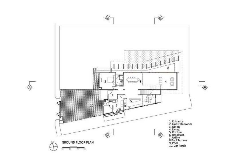 Часть 2. Дом Сепанг (Sepang House) в