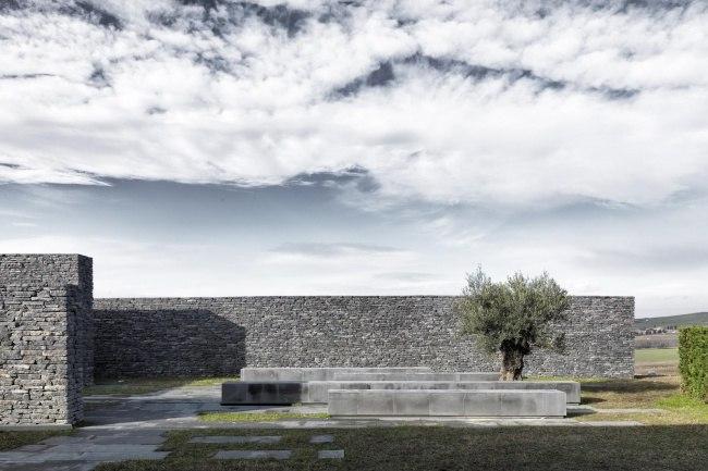 Блок 1 мастерская: EAA-Emre Arolat Architects проекты: Мечеть Санджаклар где: Турция. Стамбул Мечеть расположена
