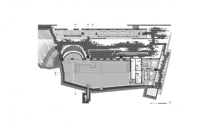 Блок 2 мастерская: EAA-Emre Arolat Architects проекты: Мечеть Санджаклар где: Турция. Стамбул