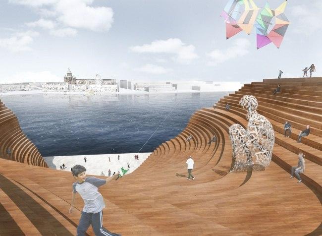 Блок 2 архитектор:Даниил Лоренц ; Наталья Сидорова ;