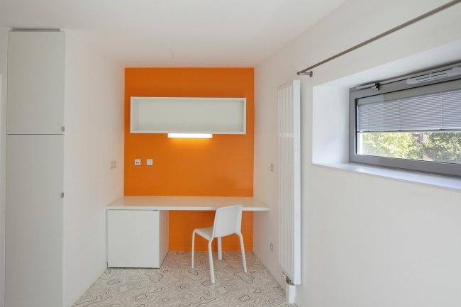 Блок 2 Студенческое общежитие в Порт-де-Ванв Франция. Париж Бюро
