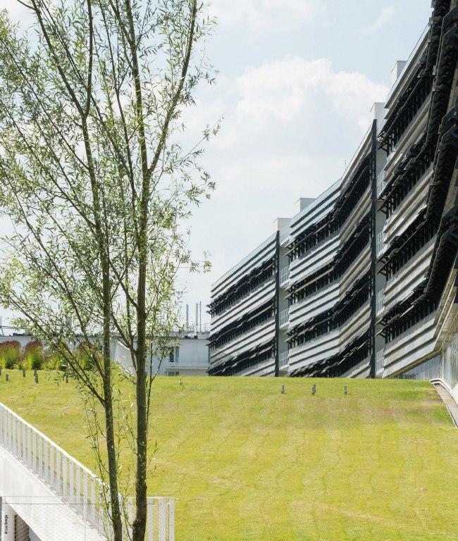Блок 2 Корпус Бьенвеню – Научный и технический