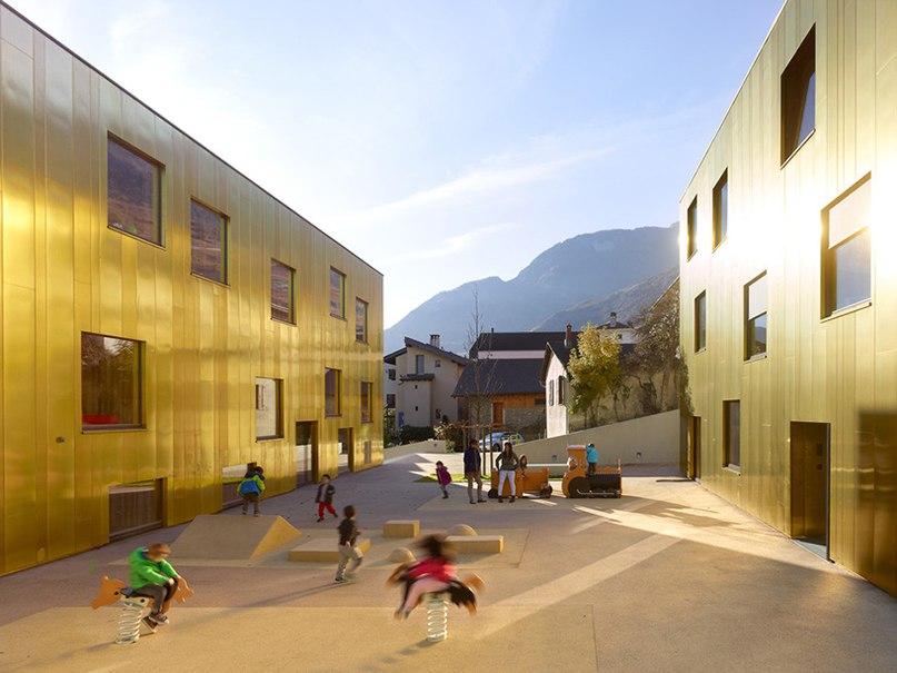 В швейцарской провинции Ветро находится центр по