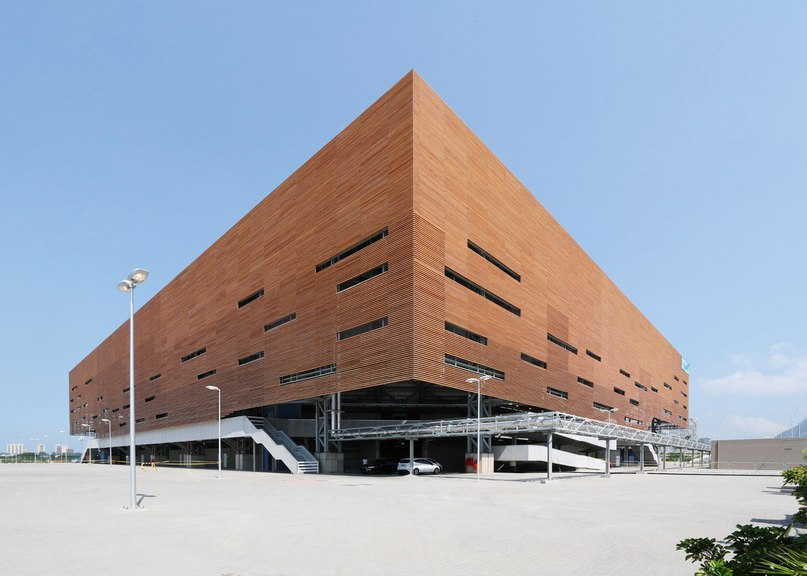 Rio 2016 handball arena will dismantle to