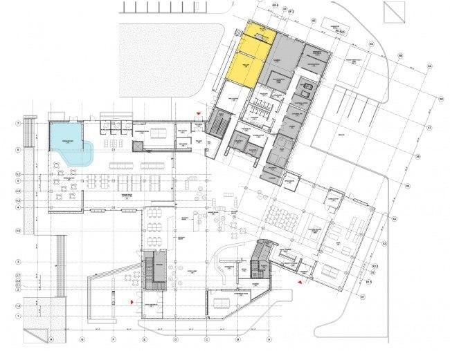 В Солт-Лейк-Сити строят новый корпус Института предпринимательства