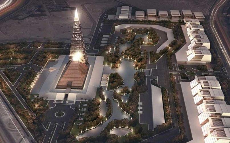 Правительство Египта утвердило планы по строительству 200-метрового