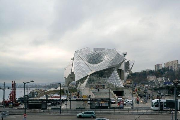 Musée des Confluences — можно буквально перевести