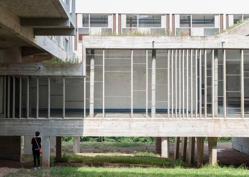 Le Corbusier's La Tourette monastery is among