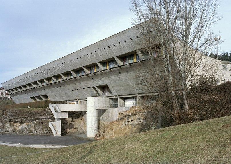 Maison de la Culture by Le Corbusier