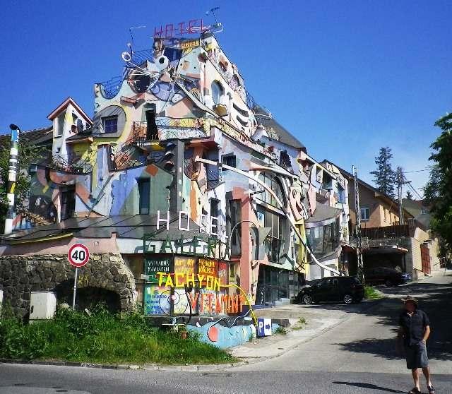 Самые сумасшедшие здания со всего мира Блок