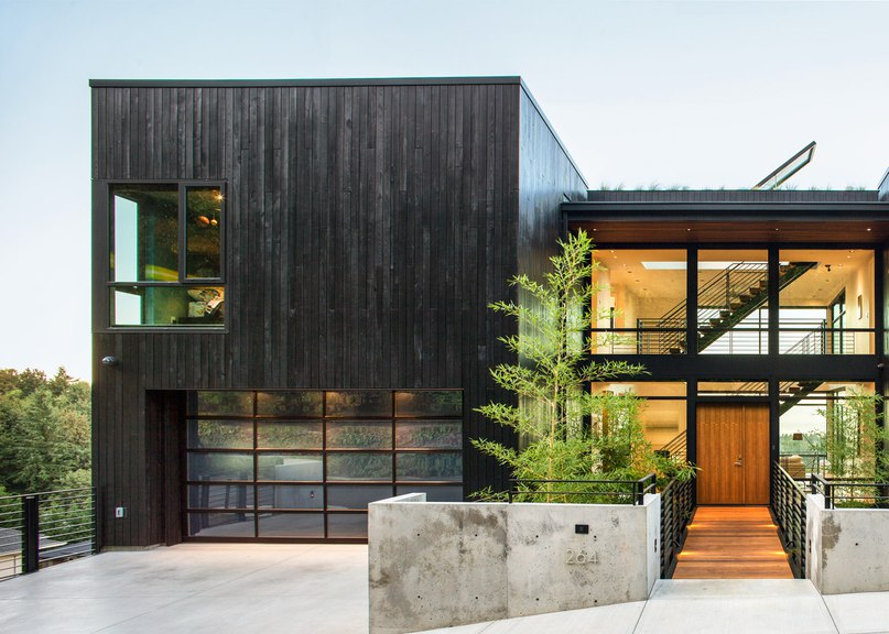 Scott Edwards Architecture creates home with acoustically