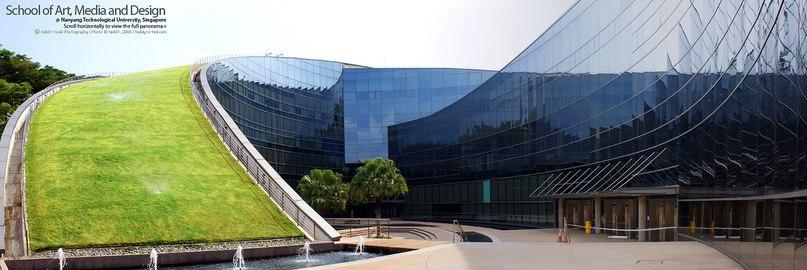 Новые фотографии Школа искусств в Сингапуре 2006 School of