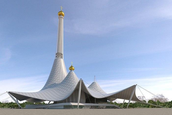 Отечественные архитектурные компании прикладывают все силы, чтобы