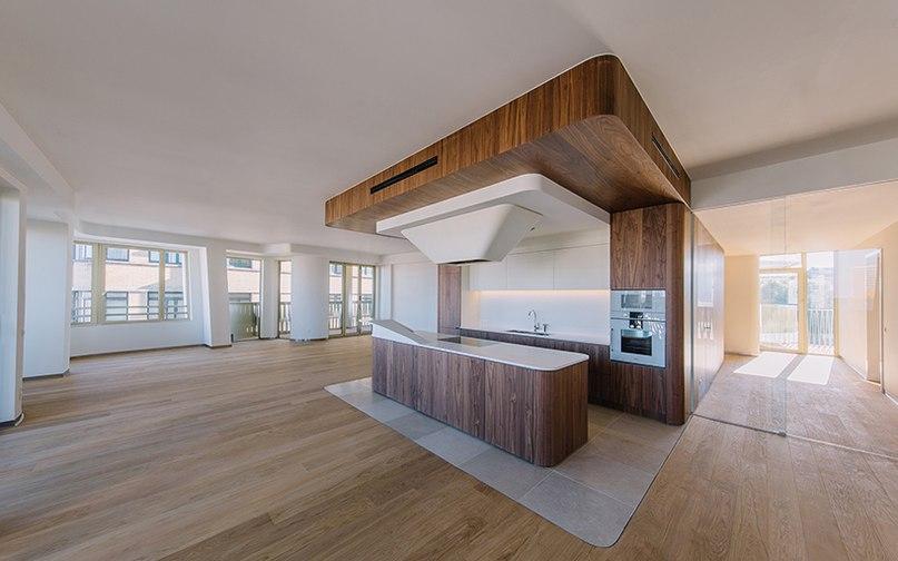 Архитектурная компания UNStudio закончили первое здание в