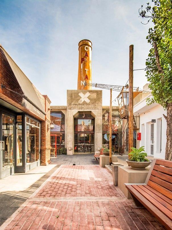 Часть 1. Пивной бар Capitan Central Brewery