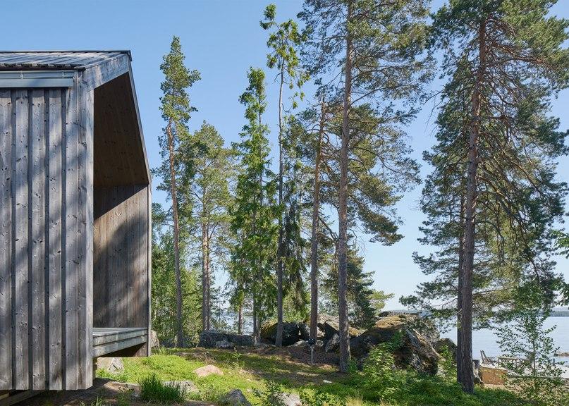 Murman Arkitekter completes a Swedish villa that