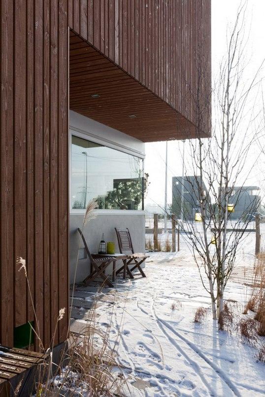 Marc Prosman Architecten стали авторами дома «Casa