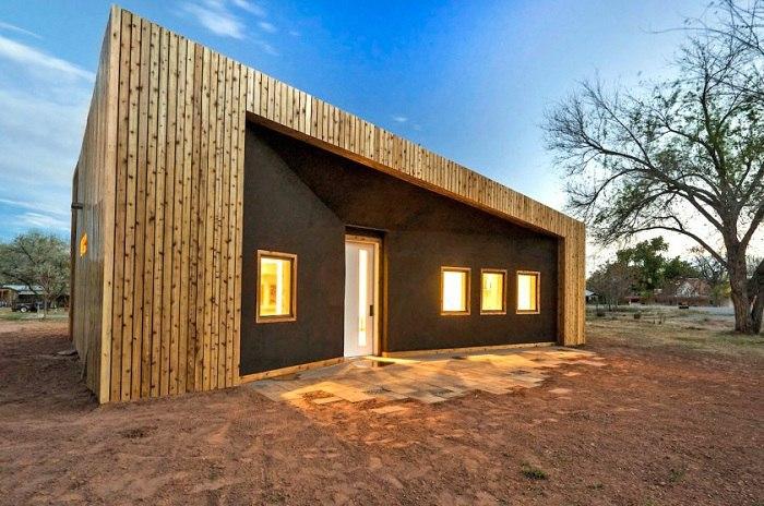 Голь на выдумки хитра: студенты построили дом