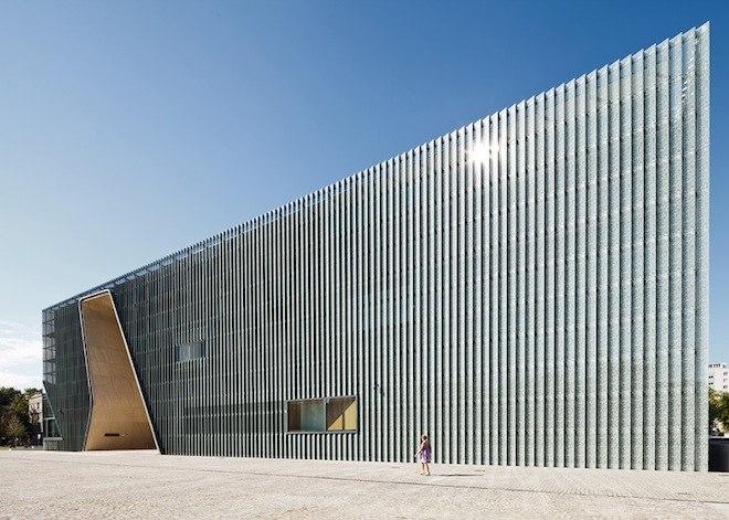 Музей истории польских евреев, наконец, ОТКРЫЛСЯ на