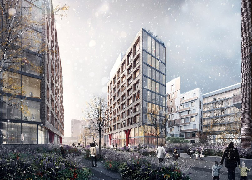 ODA's Rheingold Project housing to take up