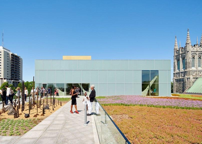 OMA's Pierre Lassonde Pavilion doubles the size