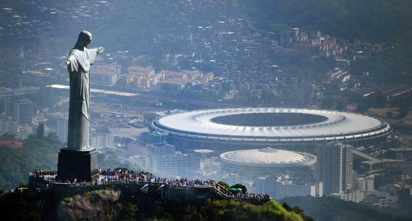 Если футбол в Бразилии это религия, то