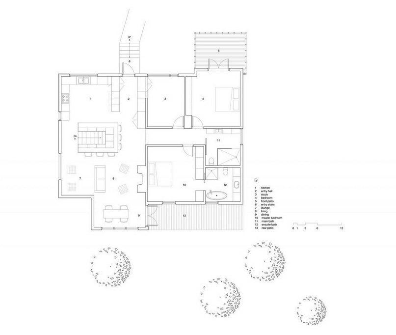 Часть 2. Южная резиденция (South End Residence)