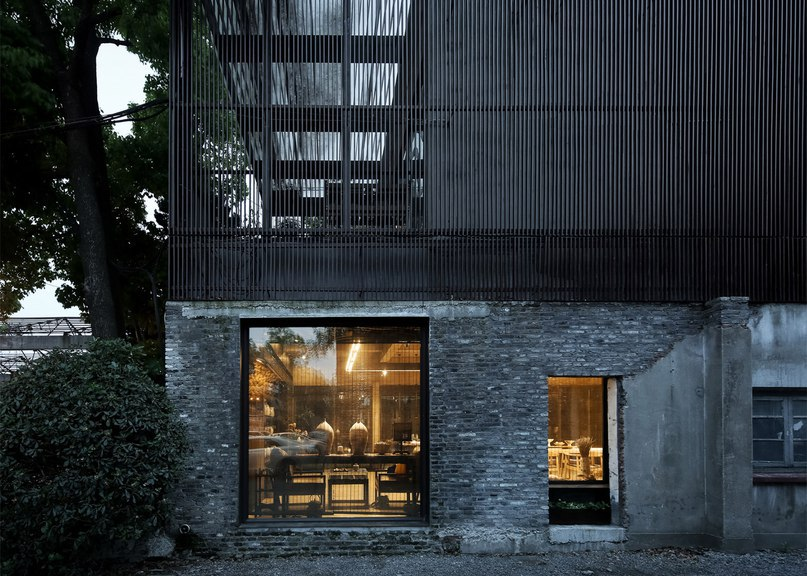 Archi-Union Architects transforms abandoned Shanghai warehouse into