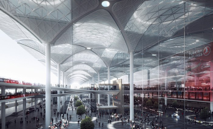 5 удивительных архитектурных проектов, которые реализуются уже