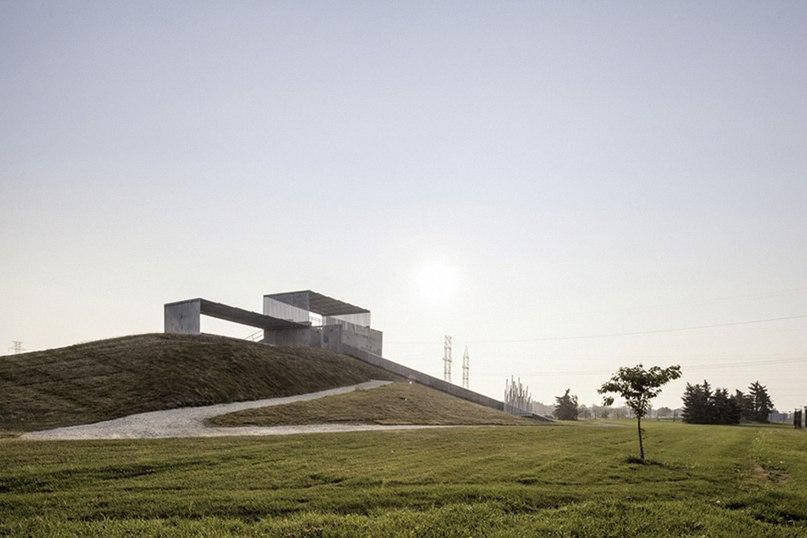 KMA architects создала в Торонто дизайн трека