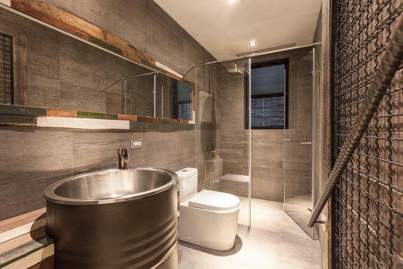Проект обновления дизайна интерьера 40-летней квартиры выполнила