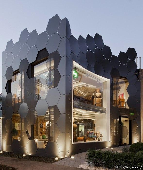 Архитектурная компания SuperLimão  поработала над дизайном