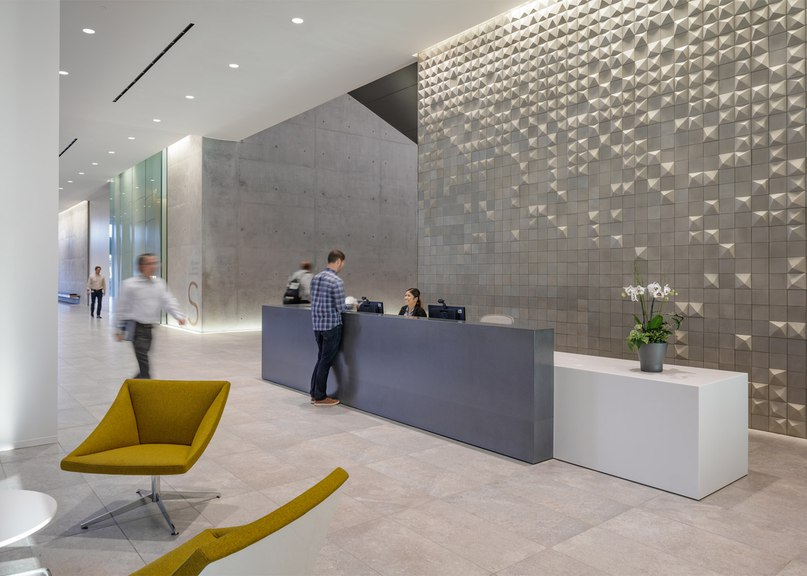 Samsung's Silicon Valley office by NBBJ features