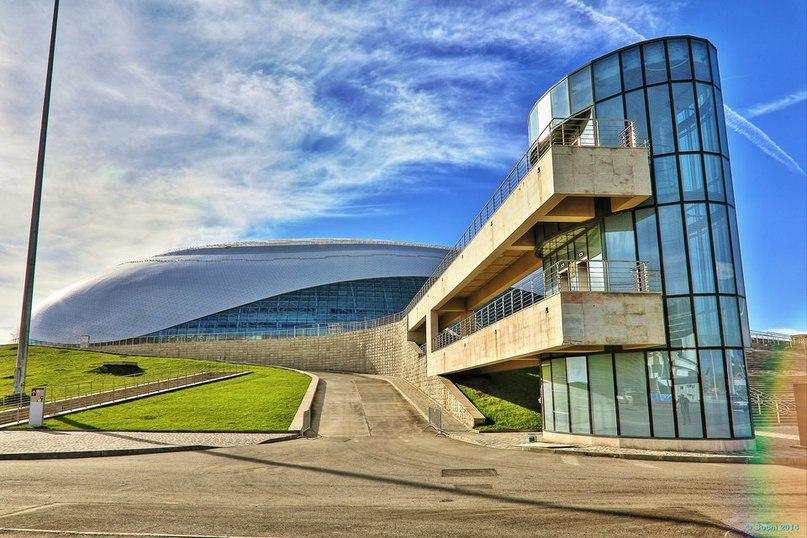 \олимпиада в сочи-2014 Ледовый дворец