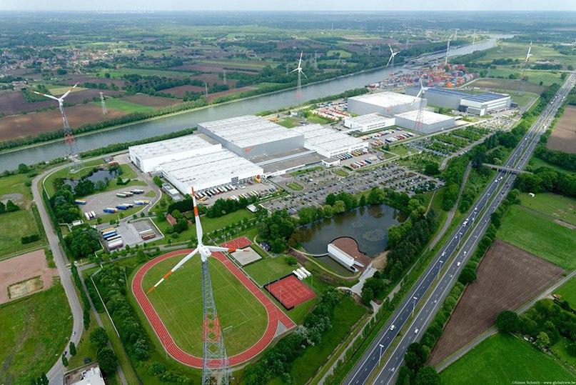 NIKE expands logistics campus in belgium as
