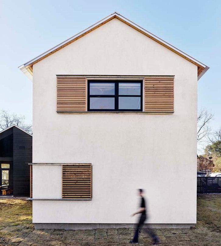 Студия из Остина Aamodt / Plumb architects