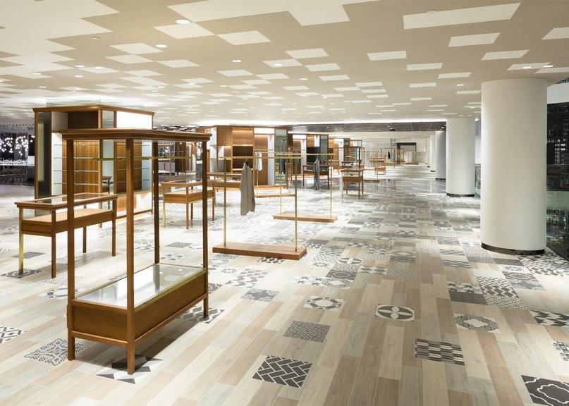 Part 2. Nendo reimagines Bangkok department store
