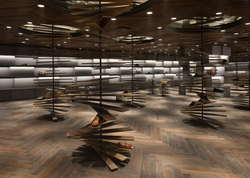 Part 2. Nendo reimagines Bangkok department store