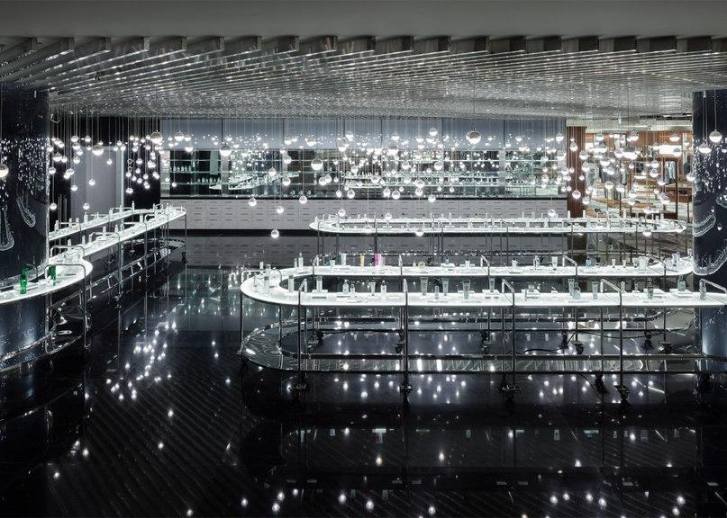 Part 1. Nendo reimagines Bangkok department store