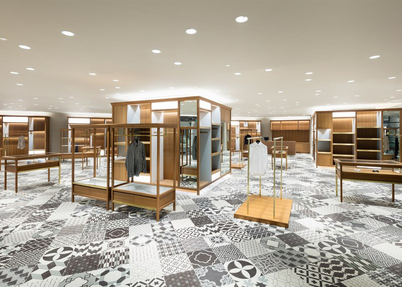 Part 1. Nendo reimagines Bangkok department store