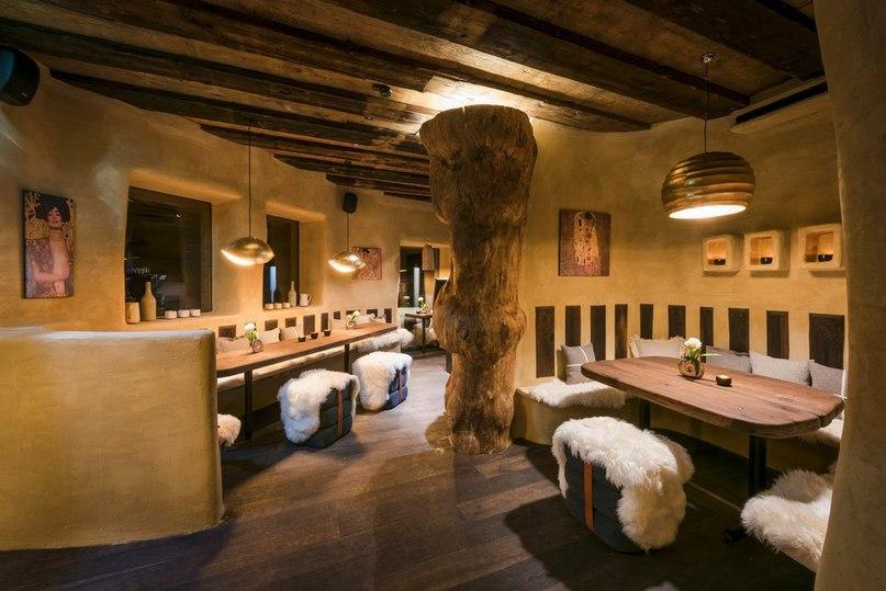 Часть  2. Горный ресторан Hendl Fischerei