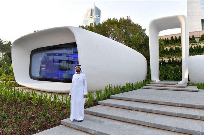 В прошлом году власти Дубая и китайская
