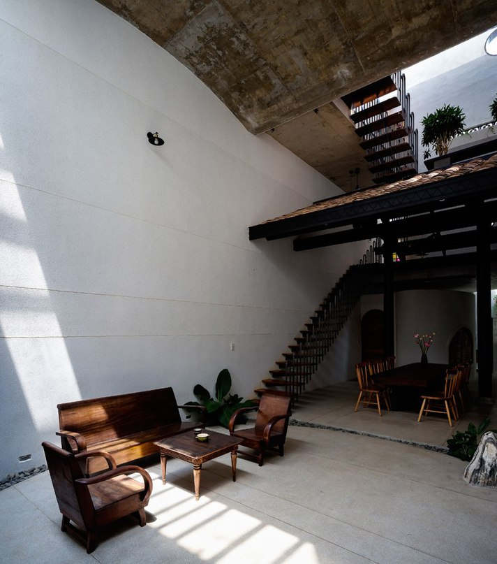 the memory house by 23o5 studio in